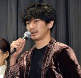 映画『リングサイド・ストーリー』初日舞台あいさつに登壇した瑛太 (C)ORICON NewS inc.