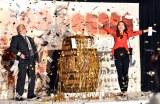 """""""ぶっ飛び危機一髪""""に挑戦=映画『バリー・シール/アメリカをはめた男』公開直前イベント (C)ORICON NewS inc."""