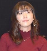 映画『アリスインデッドリースクール・アジタート』の完成披露試写会に参加した船岡咲 (C)ORICON NewS inc.