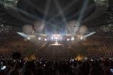 京セラドーム大阪で日本初のドーム公演を開催したBTS(防弾少年団)