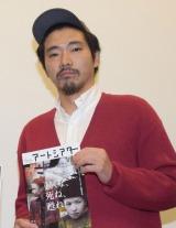 映画『動くな、死ね、甦れ!』のトークイベントに出席した柄本佑 (C)ORICON NewS inc.