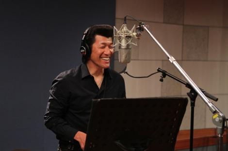 ハマの番長・三浦大輔投手は「声が震えました」 (C)YOKOHAMA DeNA BAYSTARS
