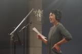 新球団歌のレコーディングに臨む石川雄洋選手(C)YOKOHAMA DeNA BAYSTARS