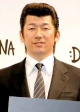 『DeNA』新ロゴ・新事業発表会に出席した三浦大輔投手 (C)ORICON DD inc.