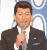 引退会見を行った三浦大輔選手 (C)ORICON NewS inc.