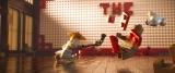 映画『レゴニンジャゴー ザ・ムービー』の場面写真:(c)2017 WARNER BROS. ENTERTAINMENT INC. ALL RIGHTS RESERVED.