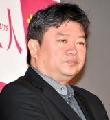 映画『亜人』初日舞台あいさつに登壇した本広克行監督 (C)ORICON NewS inc.
