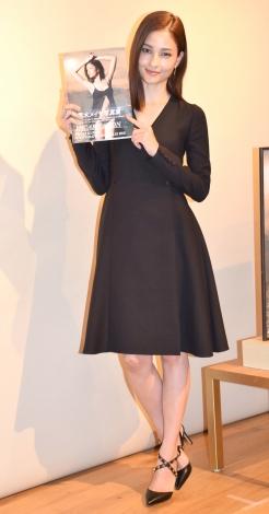 写真集『INCARNATION』の発売記念イベントを行った黒木メイサ (C)ORICON NewS inc.