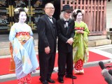 『京都国際映画祭2017』のレッドカーペットの模様 (C)ORICON NewS inc.