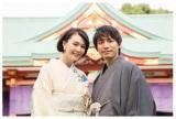 知花くらら&上山竜治、結婚報告 (17年10月17日)