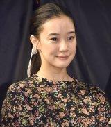映画『彼女がその名を知らない鳥たち』トークイベントに出席した蒼井優 (C)ORICON NewS inc.