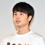 映画『ポンチョに夜明けの風はらませて』公開直前イベントに出席した中村蒼 (C)ORICON NewS inc.
