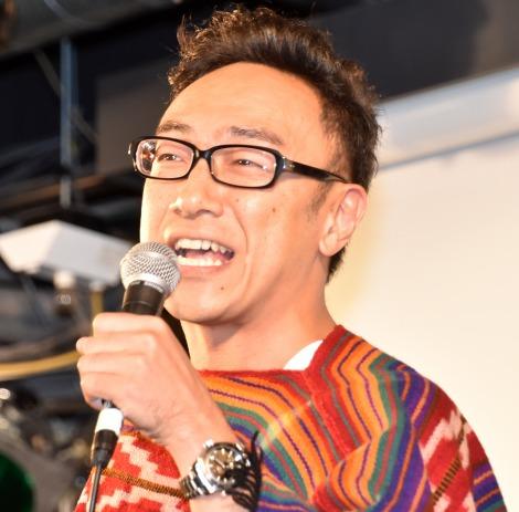 映画『ポンチョに夜明けの風はらませて』公開直前イベントに出席した角田晃広 (C)ORICON NewS inc.