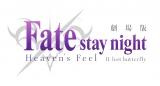 三部作の第二章となる『劇場版 Fate/stay night [Heaven's Feel] II.lost butterfly』2018年公開予定
