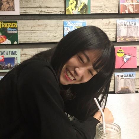 長濱ねる1st写真集のツイッターアカウントでオフショットを公開(画像は公式ツイッターより)