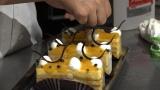 10月17日放送、関西テレビ・フジテレビ系『7RULES(セブンルール)』人気パティシエール・岩柳麻子さんに密着(C)関西テレビ