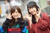 たこ焼き「くくる」。『横山由依(AKB48)がはんなり巡る京都いろどり日記』〜山本彩と大阪をこってりめぐりまっせ!〜10月18日放送(C)関西テレビ