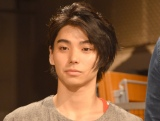 ドラマ『デッドストック-未知への挑戦-』初回試写会後の会見に出席した村上虹郎 (C)ORICON NewS inc.