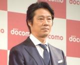 NTTドコモ『2017-2018 冬春 新サービス・新商品』の発表会に出席した堤真一 (C)ORICON NewS inc.