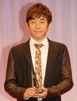 『第2回ベストエンゲージメント2014』表彰式に出席した織田信成 (C)ORICON NewS inc.