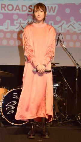 映画『ミックス。』の「恋のミックス(男女混合)。大集合!イベント」に参加した新垣結衣 (C)ORICON NewS inc.