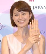 『アイプリモ』の2018年イヤーモデル新作発表会に参加した鈴木ちなみ (C)ORICON NewS inc.