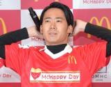 日本マクドナルド『McHappy Day』発表会に出席した浅野智秋 (C)ORICON NewS inc.