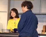 パナソニック『「住空間」提案』発表会に参加した(左から)石田ゆり子、ムロツヨシ (C)ORICON NewS inc.