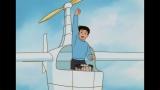 『エスパー魔美』第96話「俺たちTONBI」(C)藤子プロ/シンエイ