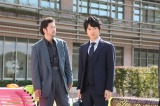 フジテレビ系ドラマ『刑事ゆがみ』第2話(10月19日放送)より(C)フジテレビ