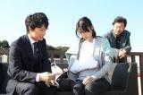フジテレビ系ドラマ『刑事ゆがみ』第2話(10月19日放送)より。水野美紀がゲスト出演(C)フジテレビ
