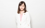 ジテレビ系連続ドラマ『民衆の敵〜世の中、おかしくないですか!?〜』(毎週月曜 後9:00)で新人市議会議員を演じる前田敦子 写真:鈴木かずなり