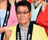 『第17回 虹の架け橋まごころ募金コンサート』公演に出演した五木ひろし (C)ORICON NewS inc.