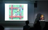 上映前にスクリーンに絵を映写して読み聞かせを実施 (C)ORICON NewS inc.