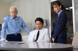 10月22日「日曜ワイド」で放送、『白い刑事』より(C)テレビ朝日