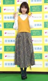 『レモンサワーフェスティバル2017in中目黒』の乾杯式に参加した柏木由紀 (C)ORICON NewS inc.