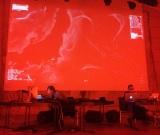 「Tetsuya Komuro&Akira Wakita」(Ars Electronica Festival 2016の模様)
