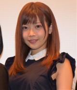 プラチナムプロダクションに所属することとなった藤田恵名 (C)ORICON NewS inc.
