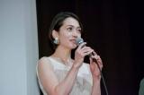 映画『ゆらり』のトークイベントに登壇した遠藤久美子