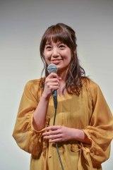 映画『ゆらり』のトークイベントに登壇した岡野真也