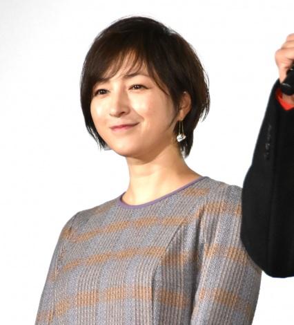 映画『ミックス。』初日舞台あいさつに出席した広末涼子 (C)ORICON NewS inc.
