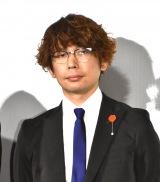 映画『ミックス。』初日舞台あいさつに出席した石川淳一監督 (C)ORICON NewS inc.