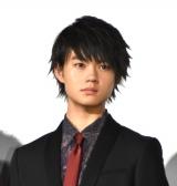映画『ミックス。』初日舞台あいさつに出席した佐野勇斗 (C)ORICON NewS inc.