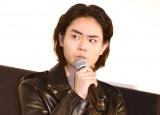 映画『あゝ、荒野 後編』の初日舞台あいさつに出席した菅田将暉 (C)ORICON NewS inc.