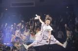 ももいろクローバーZの有安杏果がソロ初の日本武道館公演で躍動
