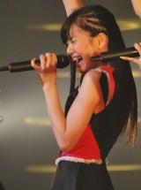夢みるアドレセンスの小林玲〜『#ユメトモの輪ツアー 2015春』最終公演より (C)ORICON NewS inc.
