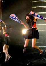夢みるアドレセンスの志田友美〜『#ユメトモの輪ツアー 2015春』最終公演より (C)ORICON NewS inc.