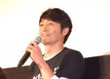 映画『DCスーパーヒーローズvs鷹の爪団』の初日舞台あいさつに出席した安田顕 (C)ORICON NewS inc.