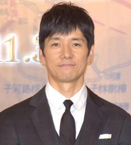 映画『ラストレシピ 〜麒麟の舌の記憶〜』のイベントに出席した西島秀俊 (C)ORICON NewS inc.