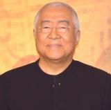 映画『ラストレシピ 〜麒麟の舌の記憶〜』のイベントに出席した服部幸應氏 (C)ORICON NewS inc.
